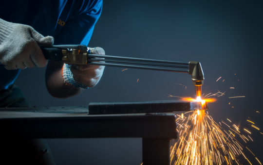 Особенности газовой резки металла