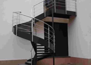 Металлические лестницы в Перми