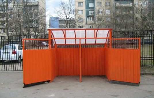 Площадка для ТБО
